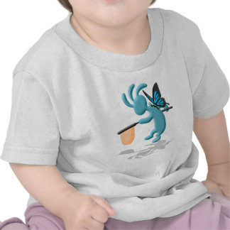 Kokopelli Kids Butterfly Hunter Tshirt