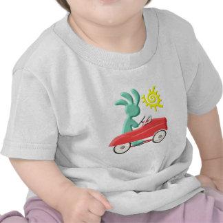 Kokopelli Kids Peddle Car Shirt