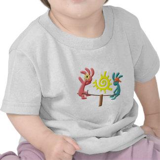 Kokopelli Kids See Saw Tee Shirts