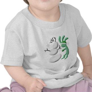 Kokopelli Kids Snowman Shirt