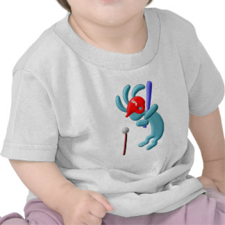 Kokopelli Kids T Ball T-shirts