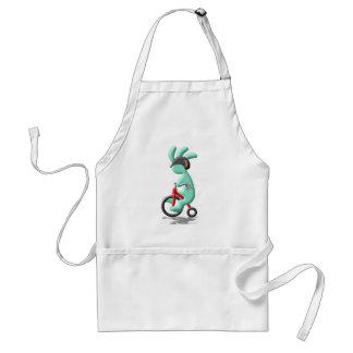 Kokopelli Kids Tricycle Adult Apron
