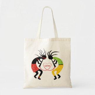 Kokopelli Love Bags