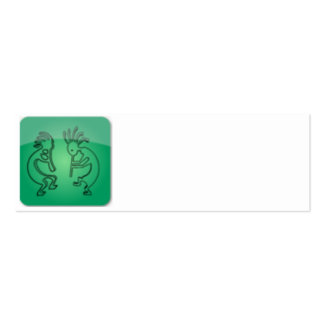Kokopelli Mini Business Card