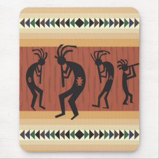 Kokopelli Mouse Pad