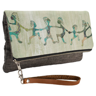 KOKOPELLI musician family + your ideas Clutch
