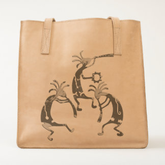 KOKOPELLI musician trio + your ideas Tote