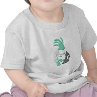 Kokopelli Native American Animal Doctor Tee Shirts