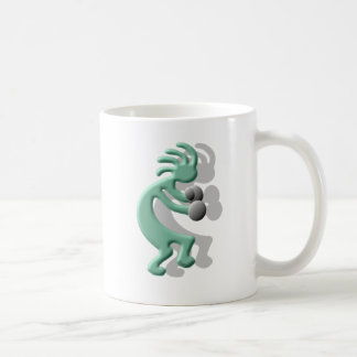 Kokopelli Native American Boxer Coffee Mug