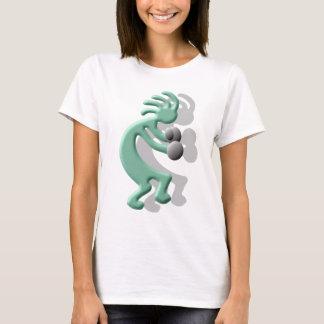 Kokopelli Native American Boxer T-Shirt