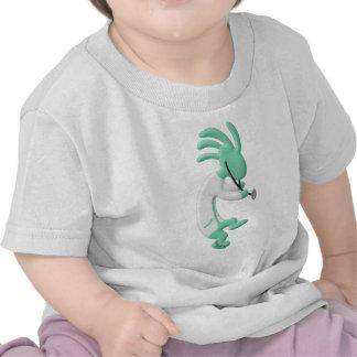 Kokopelli Native American Doctor T-shirts