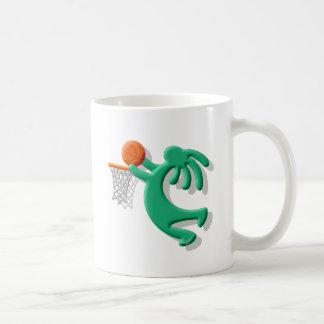 Kokopelli Native American Jump Shot Coffee Mug