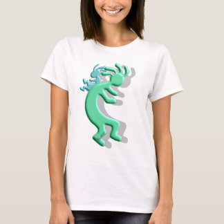Kokopelli Native American Papoose T-Shirt