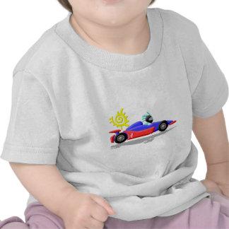 Kokopelli Native American Racing Shirt