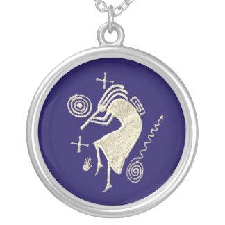 Kokopelli Necklace Pendant