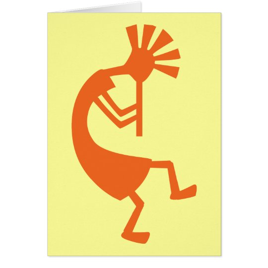 Kokopelli Note Cards