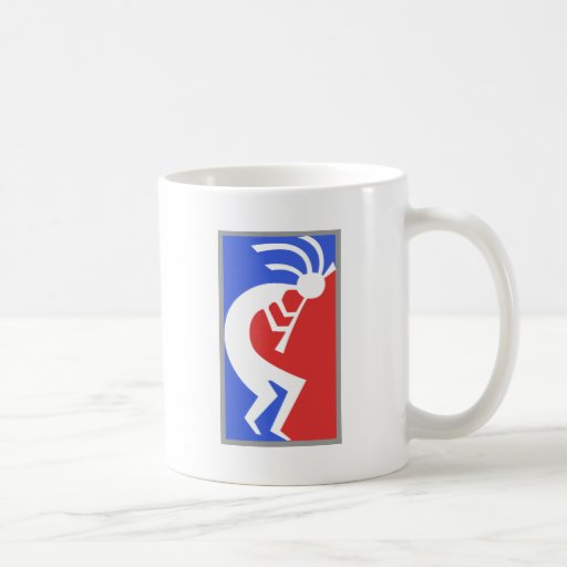Kokopelli Original Style! Coffee Mug