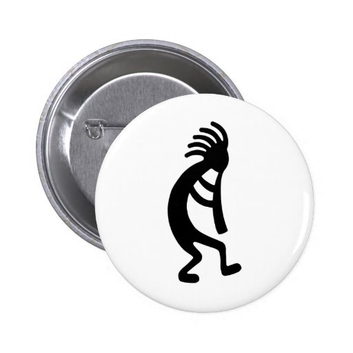Kokopelli Products & Designs! Buttons