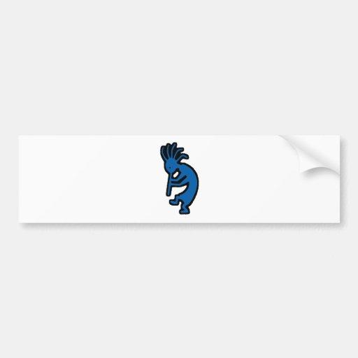 Kokopelli Products & Designs! Car Bumper Sticker