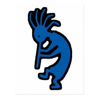 Kokopelli Products & Designs! T-Shirts & More! Postcard