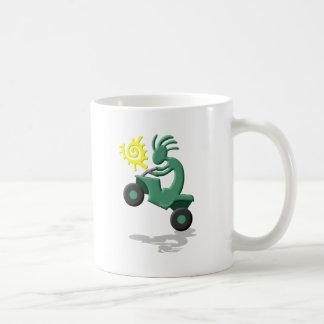 Kokopelli Quad ATV Coffee Mug