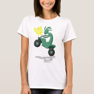 Kokopelli Quad ATV T-Shirt