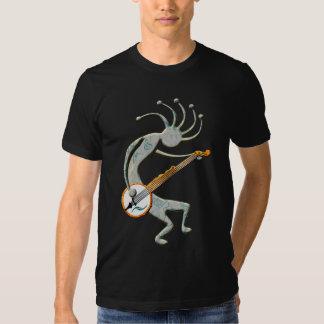 ¡Kokopelli que oscila hacia fuera! Camisas