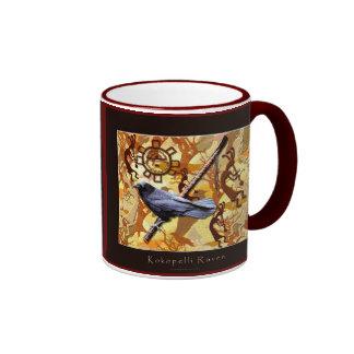 KOKOPELLI RAVEN Collection Mugs