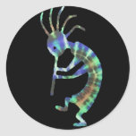 kokopelli stickers