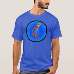 KOKOPELLI TAOS SKIES T-Shirt