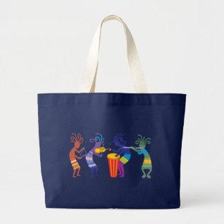 Kokopelli Tote Bags Tote Bags