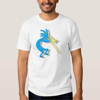 Kokopelli Trombone Tee Shirt