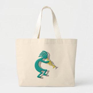 Kokopelli Trumpet Bags
