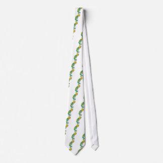 Kokopelli Tuba Neck Tie