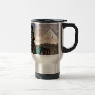 Kokopelmana 15 Oz Stainless Steel Travel Mug