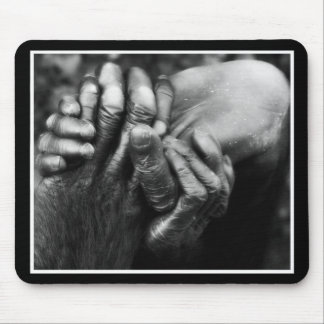 Koko's Hands Mouse Pad