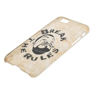 Koksmann Break the Rules iPhone 7 Clearly™ Case