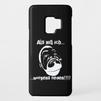 Koksmann in the morning... Case-Mate samsung galaxy s9 case