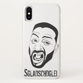 Koksmann sgladschdglei... iPhone x case