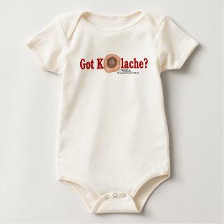 ¿Kolache conseguido? ropa del bebé Trajes De Bebé