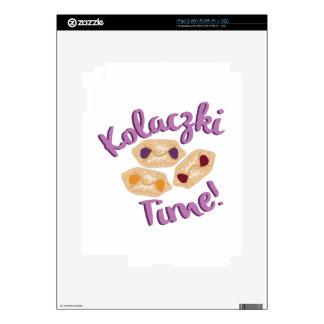 Kolaczki Time Skin For The iPad 2