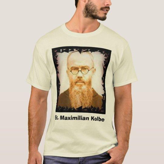 ed32976f Kolbe, St. Maximilian Kolbe T-Shirt | Zazzle.com