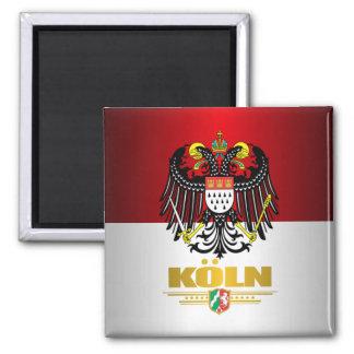 Koln (Cologne) 2 2 Inch Square Magnet