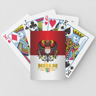 Koln (Cologne) 2 Bicycle Playing Cards