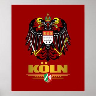 Koln (Cologne) 2 Poster