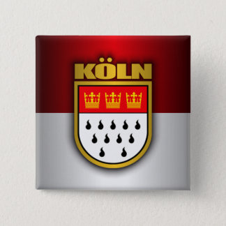 Koln (Cologne) Button