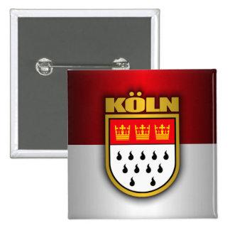 Koln (Cologne) Button