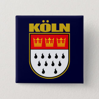 Koln (Cologne) Pinback Button