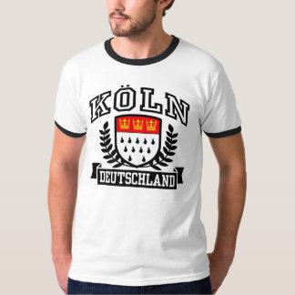 Koln Deutschland T-Shirt