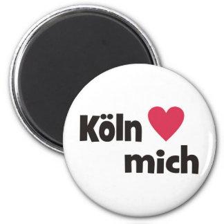 Köln Imán Redondo 5 Cm
